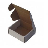 Kilitli Kapaklı Karton Kutu 12x10x4,5cm