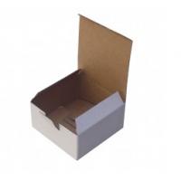 Beyaz Kutu Karton Koli 13,5x13,5x6,5