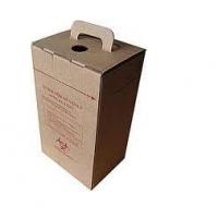 Enjektör Güvenli Atık Kolisi 17x13x28,5cm