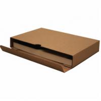 Kilitli Karton Kitap Kutusu 22x14,5x3,5cm