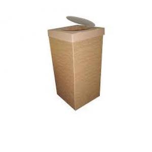 35,5x35,5x73cm Atık Kağıt Kolisi