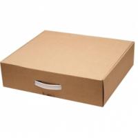 Kulplu Karton Kutu 43x37x11cm