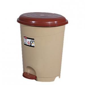 Plastik 6 Lt Pedallı Çöp Kovası